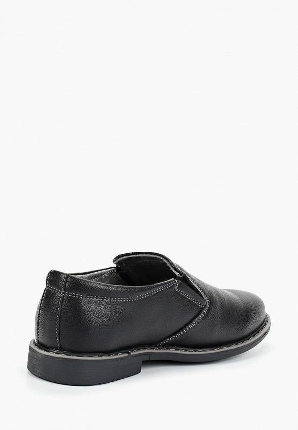 Туфли для мальчика T.Taccardi цвет черный  Фото 3