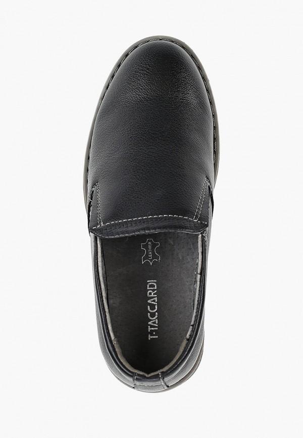 Туфли для мальчика T.Taccardi цвет черный  Фото 4