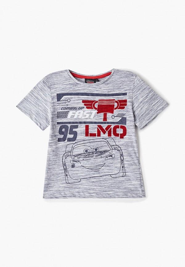 футболка disney для мальчика, синяя