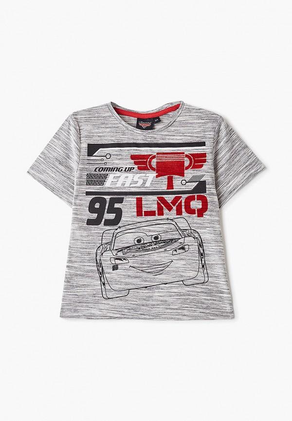 футболка disney для мальчика, серая