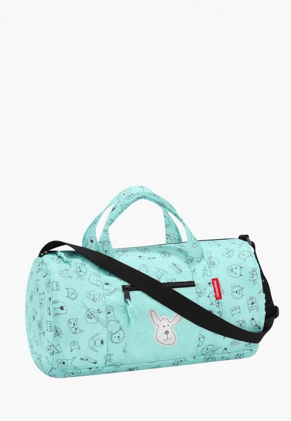 сумка reisenthel для мальчика, бирюзовая