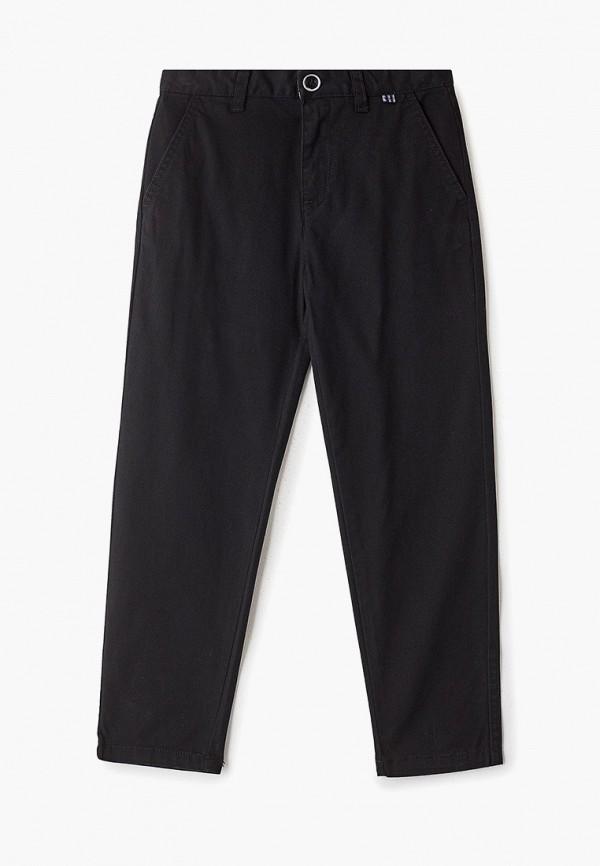 брюки infunt для мальчика, черные