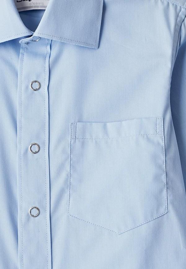 Рубашка для мальчика Sky Lake цвет голубой  Фото 3