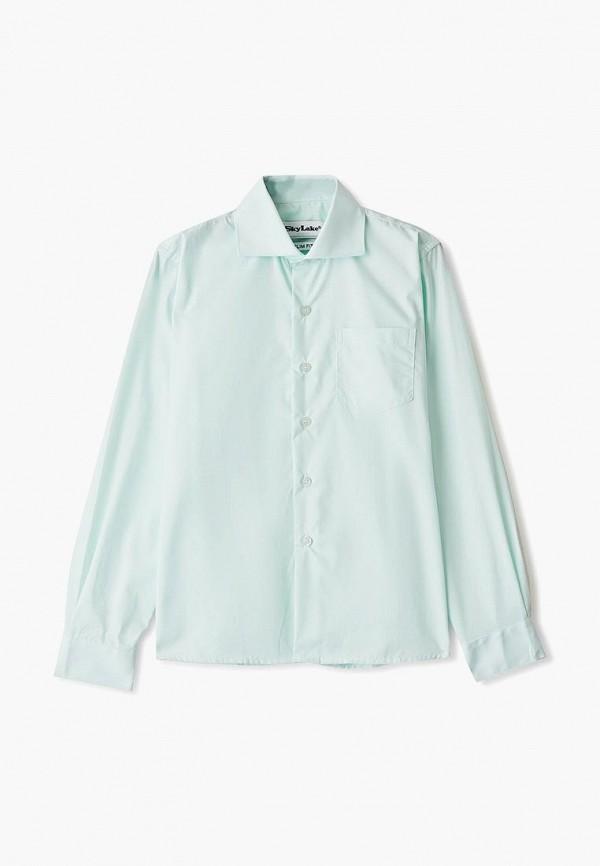 Рубашка для мальчика Sky Lake цвет зеленый