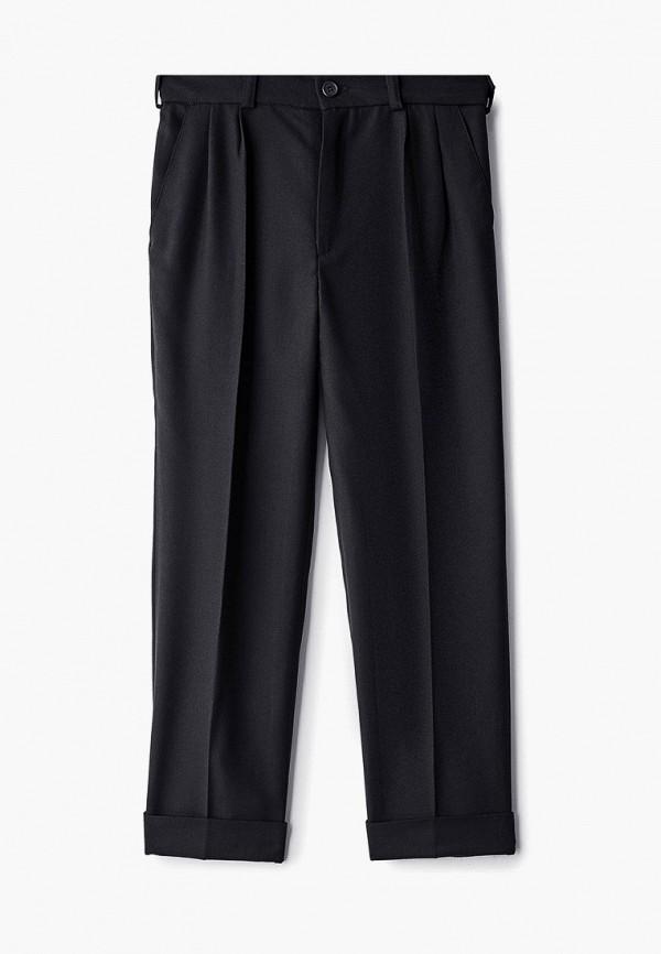 брюки смена для мальчика, черные