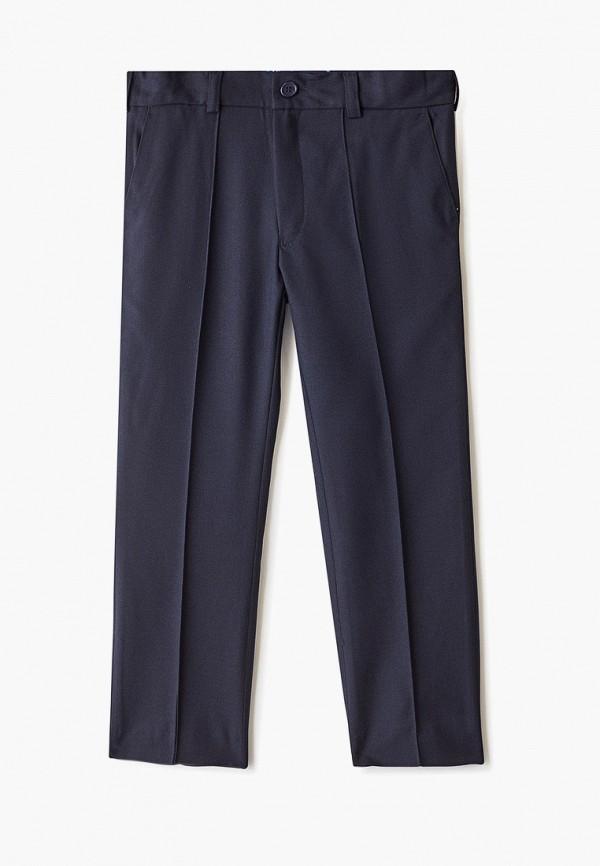 брюки смена для мальчика, синие