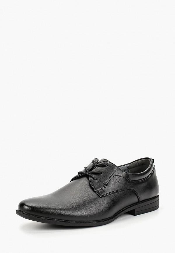 Туфли для мальчика T.Taccardi цвет черный  Фото 2