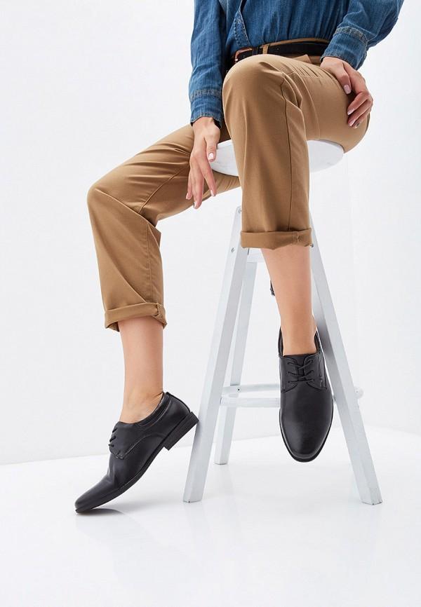 Туфли для мальчика T.Taccardi цвет черный  Фото 6