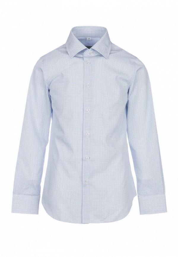 рубашка colletto bianco для мальчика, голубая