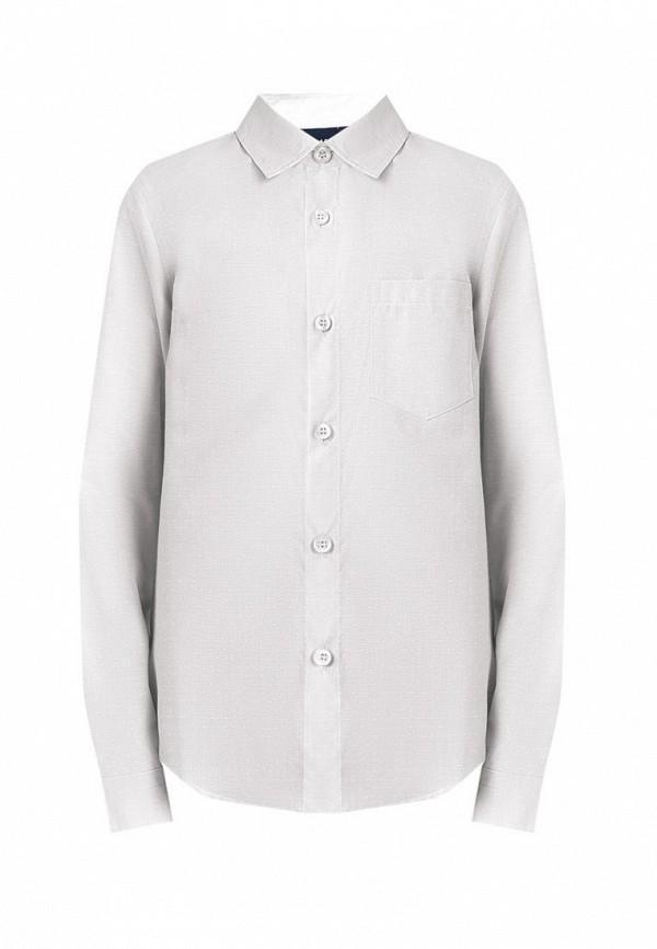 рубашка finn flare для мальчика, белая