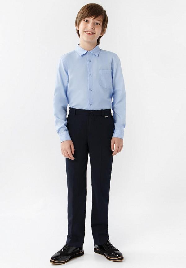 Рубашка для мальчика Finn Flare цвет голубой  Фото 4