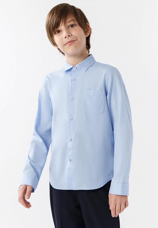Рубашка для мальчика Finn Flare цвет голубой  Фото 2