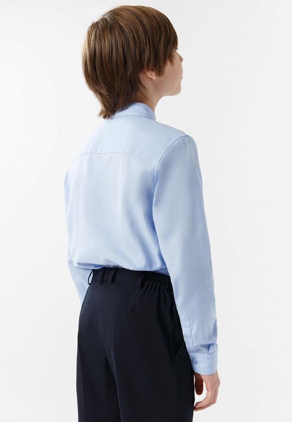 Рубашка для мальчика Finn Flare цвет голубой  Фото 3