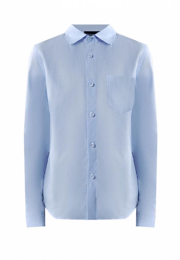 Рубашка для мальчика Finn Flare цвет голубой