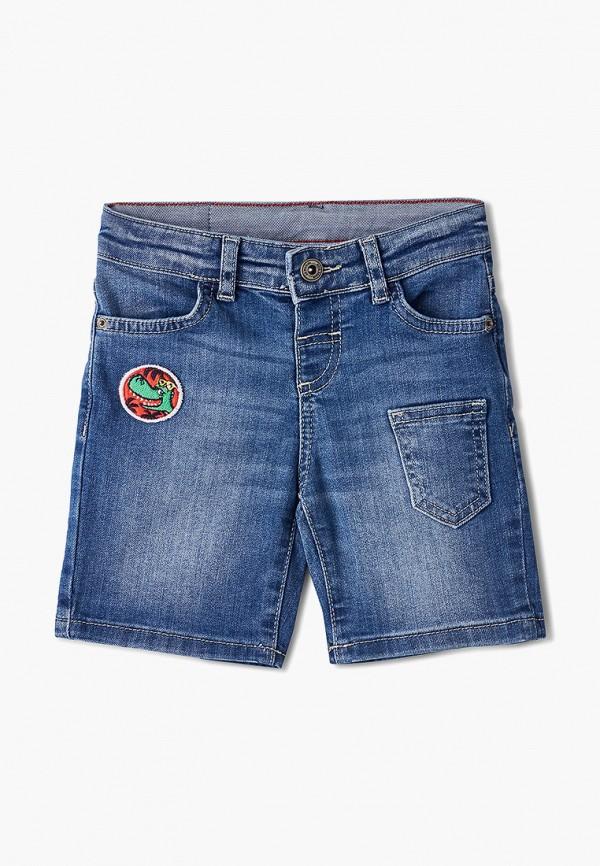 Фото - Шорты джинсовые LC Waikiki синего цвета