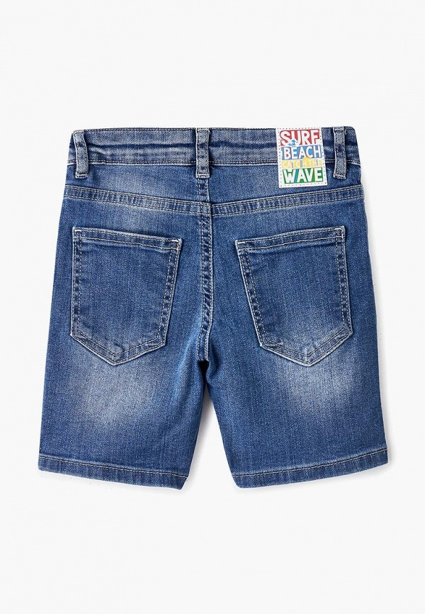 Фото 2 - Шорты джинсовые LC Waikiki синего цвета