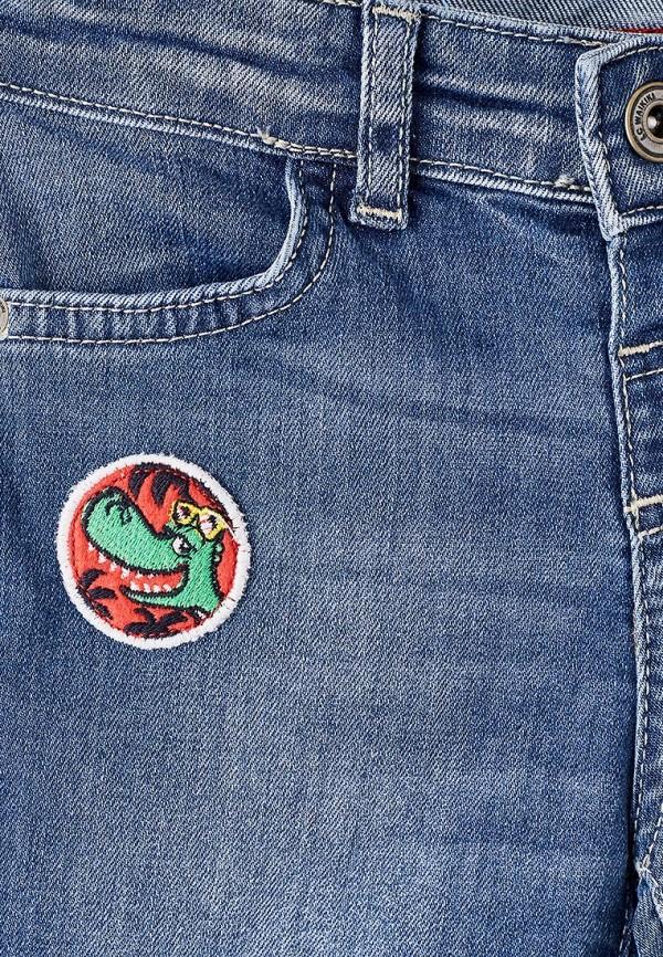 Фото 3 - Шорты джинсовые LC Waikiki синего цвета