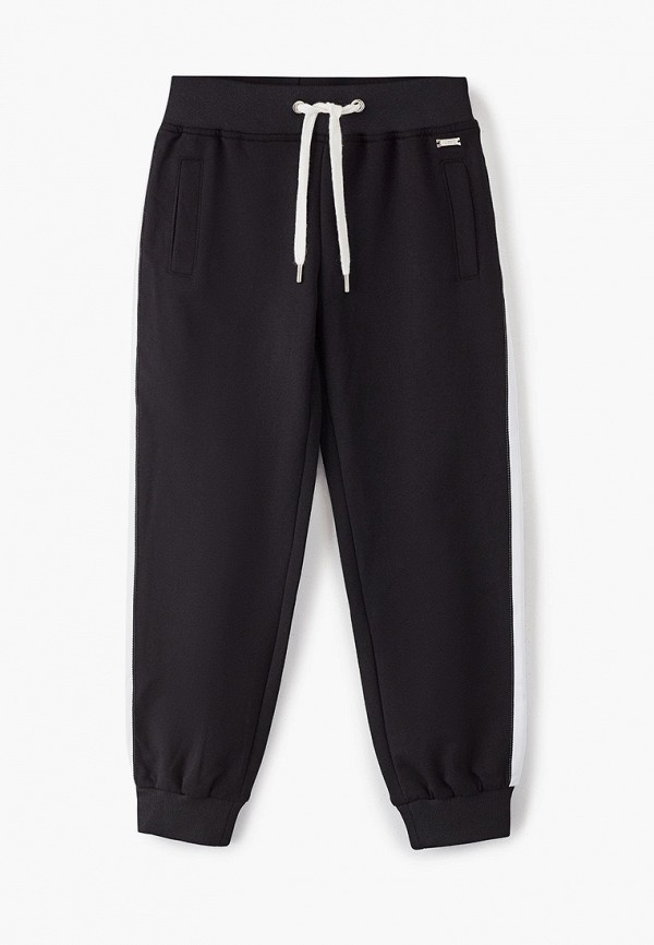 спортивные брюки pinetti для мальчика, черные