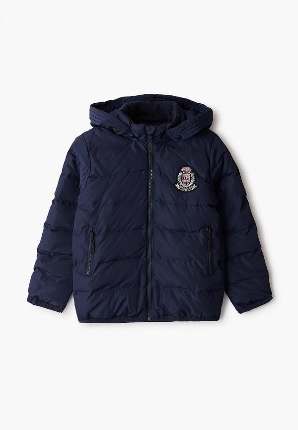 куртка pinetti для мальчика, синяя