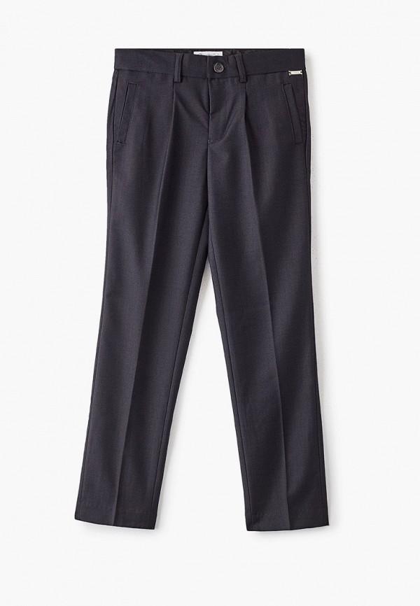 брюки pinetti для мальчика, серые