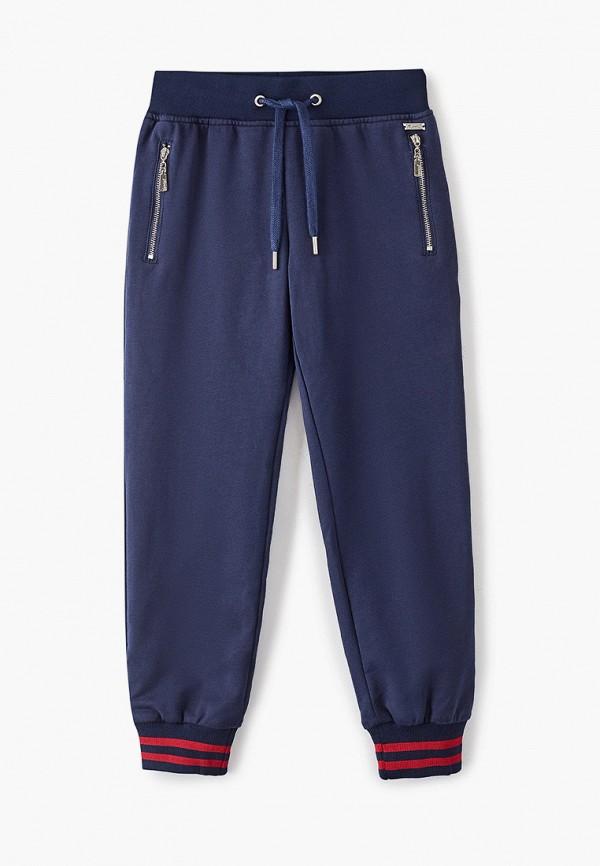 брюки pinetti для мальчика, синие