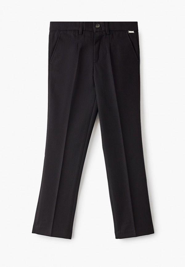 брюки pinetti для мальчика, черные