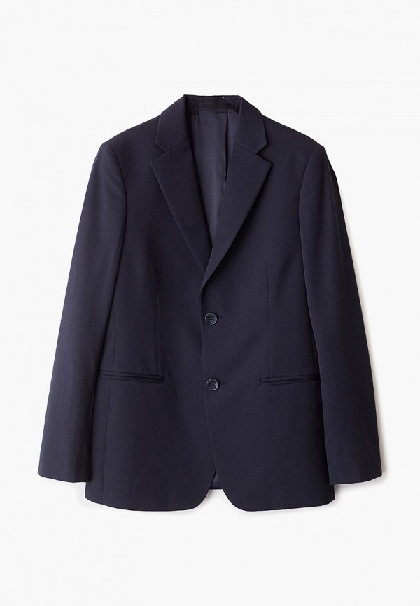 Пиджак btc синего цвета