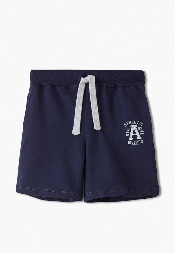 спортивные шорты infunt для мальчика, синие