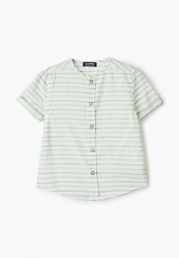 рубашка lc waikiki для мальчика, белая