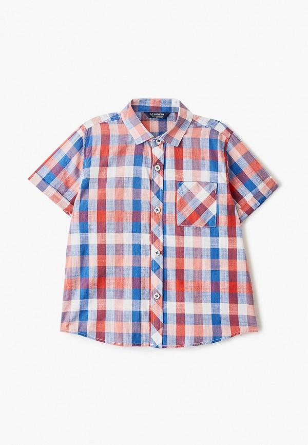 рубашка lc waikiki для мальчика, красная