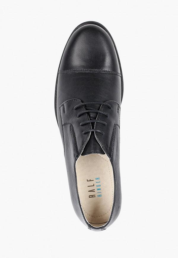 Туфли для мальчика Ralf Ringer цвет черный  Фото 4