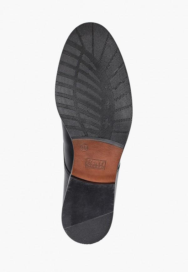 Туфли для мальчика Ralf Ringer цвет черный  Фото 5