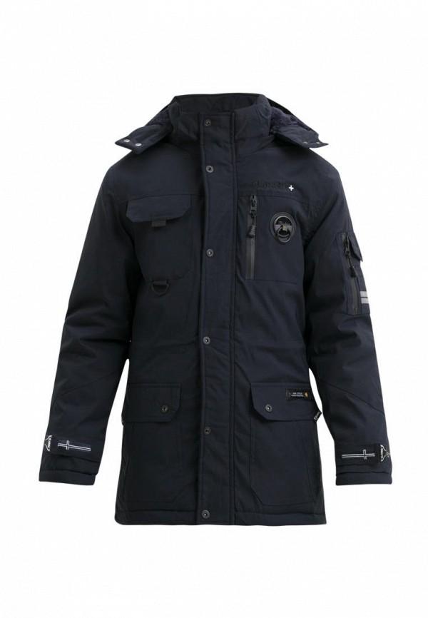 куртка jan steen для мальчика, синяя