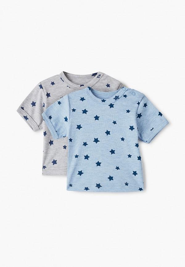Комплект Веселый малыш Веселый малыш MP002XB00EYE комплект для мальчика веселый малыш тучки кофточка брюки цвет серый 22136 142 ту серый размер 74