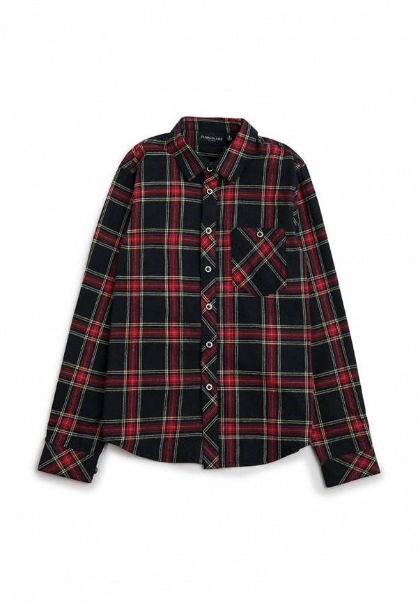 рубашка finn flare для мальчика, синяя