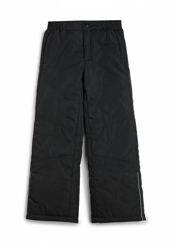 утепленные брюки finn flare для мальчика, серые