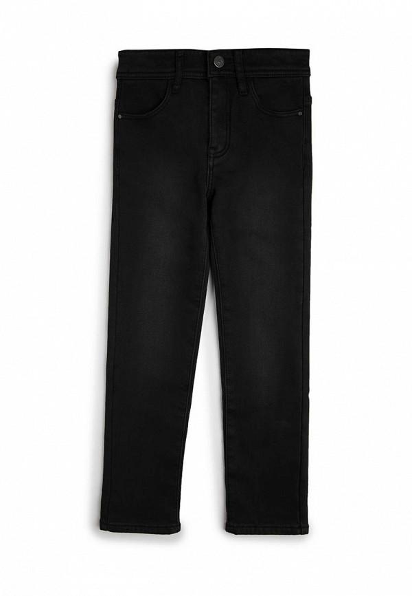 джинсы finn flare для мальчика, черные