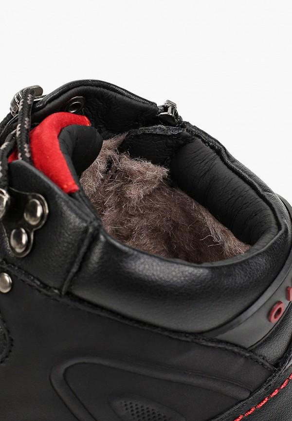 Ботинки для мальчика T.Taccardi цвет черный  Фото 6
