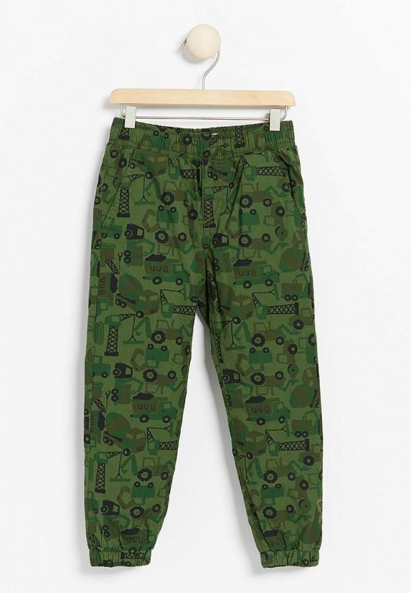 брюки lindex для мальчика, зеленые