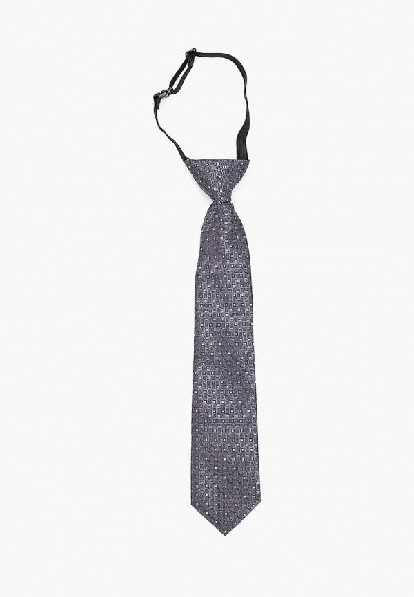 галстуки и бабочки stilmark для мальчика, серые