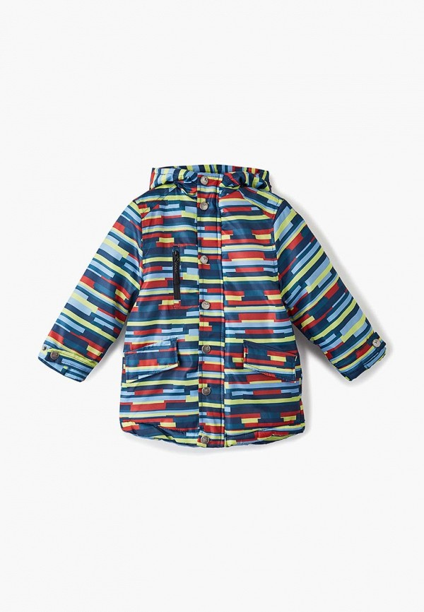 куртка trenders для мальчика, разноцветная