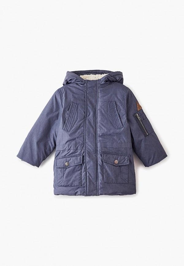 куртка trenders для мальчика, синяя