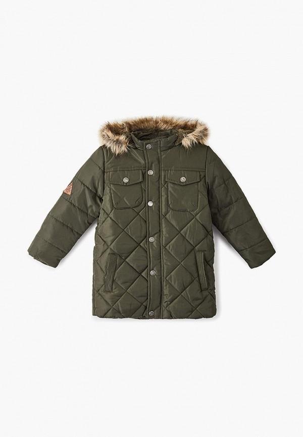 куртка trenders для мальчика, хаки