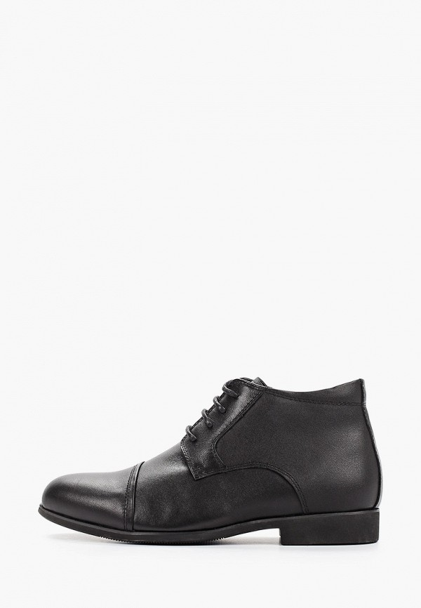 ботинки vitacci для мальчика, черные