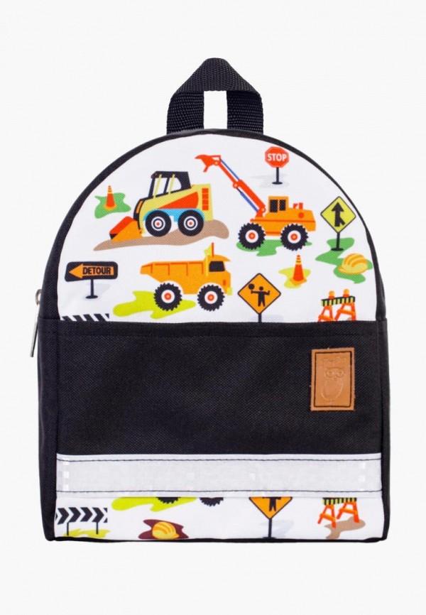 рюкзак zo-zoo для мальчика, черный