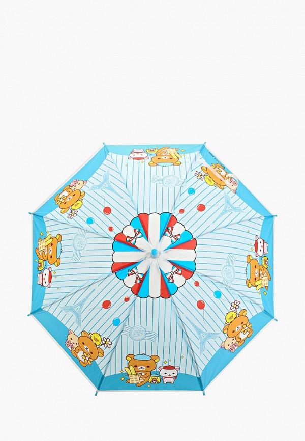 зонт-трости vitacci для мальчика, голубой