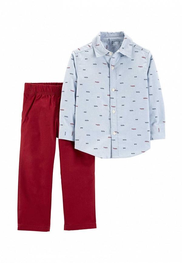 костюм carter's для мальчика, разноцветный