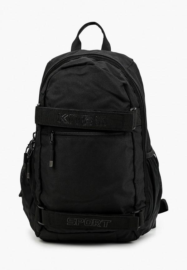 рюкзак kite для мальчика, черный