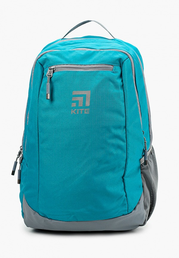 рюкзак kite для мальчика, голубой