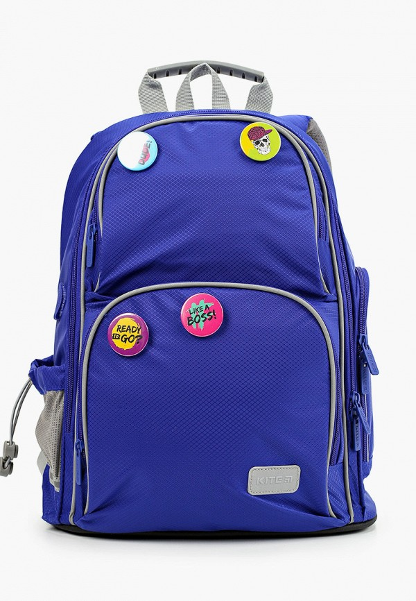 рюкзак kite для мальчика, синий